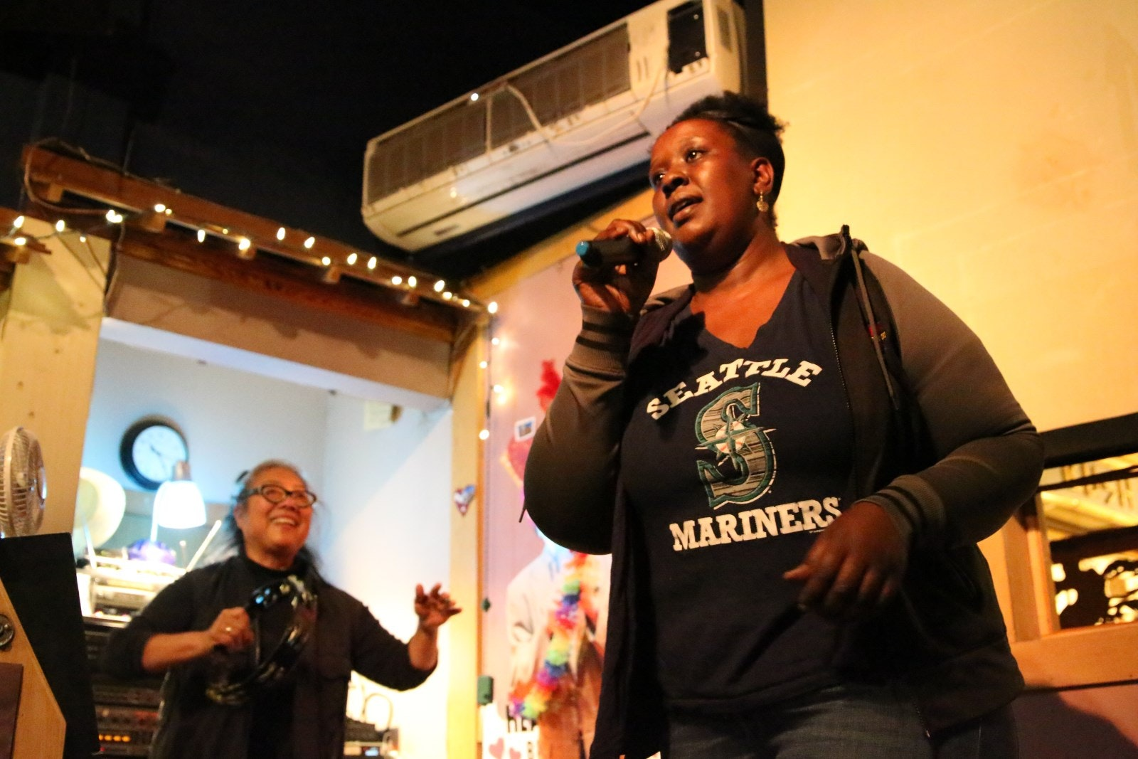 At the birthplace of Seattle karaoke, two different visions for the future of the CID