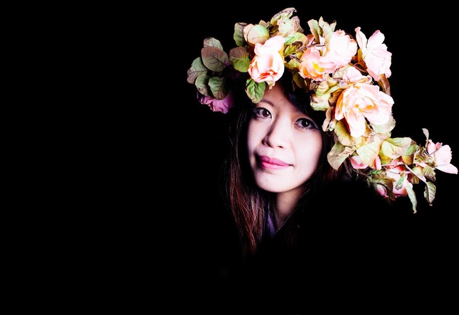 Poet Jane Wong
