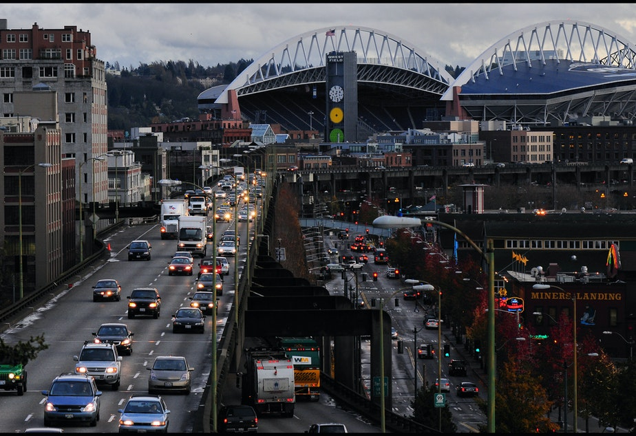 The Alaskan Way Viaduct closes for good on Friday.