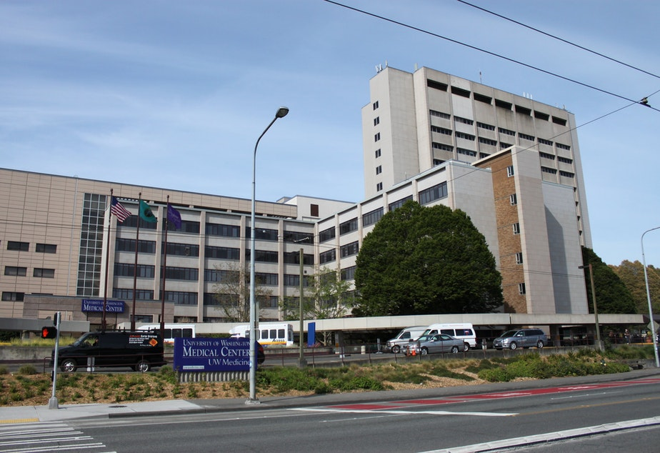 caption: UW Medical Center