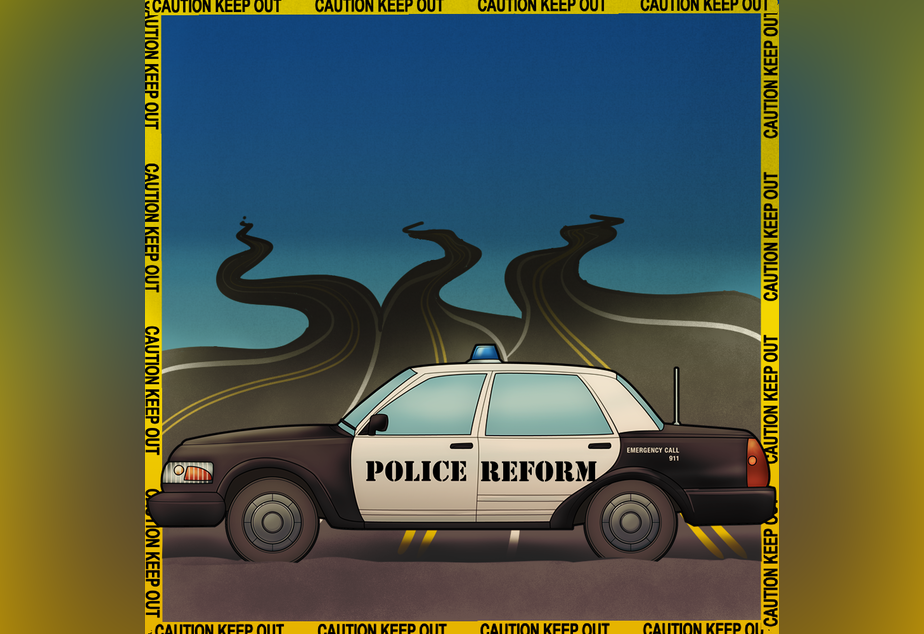RA Seattle Police Department Graphic