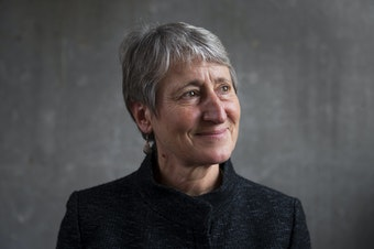 Former Interior Secretary Sally Jewell is chair of Earth Lab's advisory council at the University of Washington.