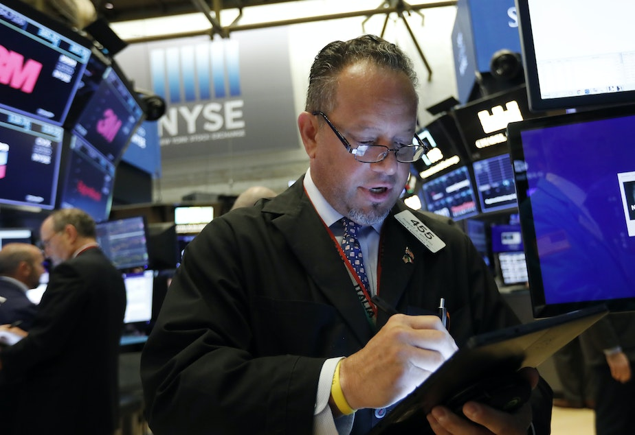 KUOW - Deepening Fears About The Global Economy Send Stocks Falling