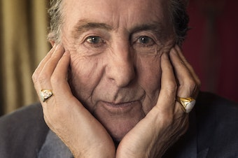 Comedian and actor Eric Idle