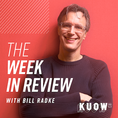 caption: Week in Review logo