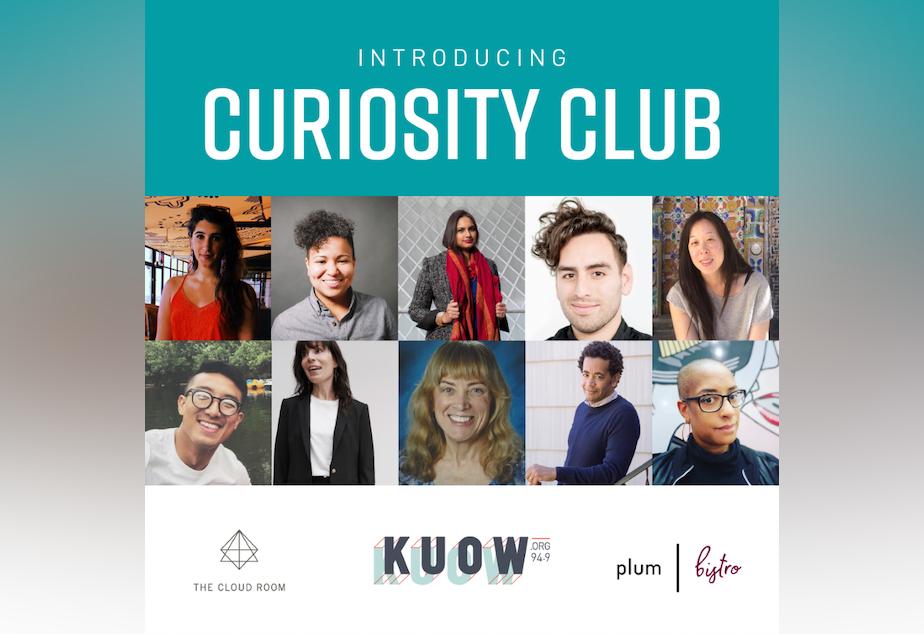 Curiosity Club Cohort 1 With 3 Logos