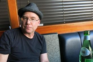 Musician Wayne Horvitz.