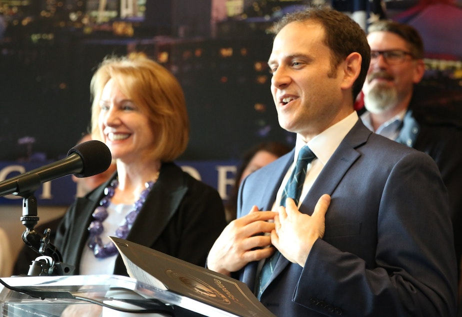 Sam Zimbabwe is Mayor Jenny Durkan's pick to lead SDOT. He still requires city council approval.