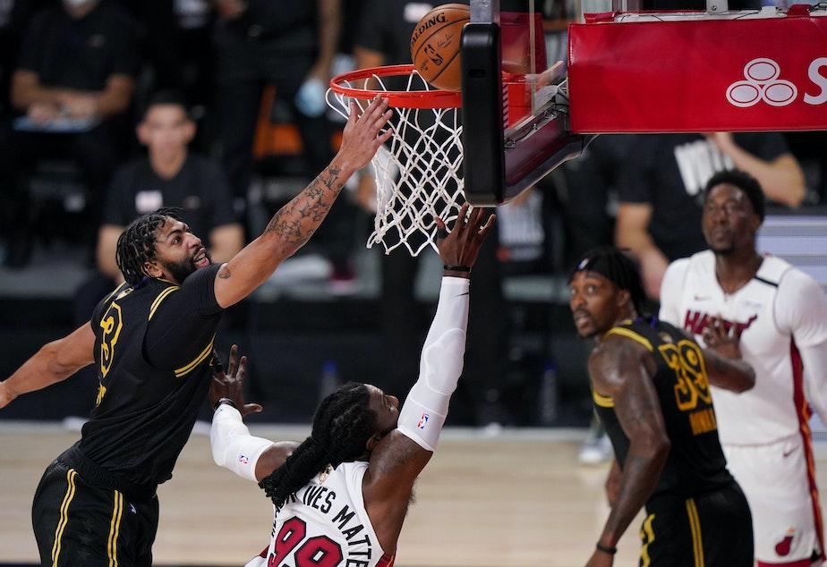 Moth Radio Hour Christmas 2020 KUOW   NBA Players Union Approves Plan To Tip Off 2020 21 Season