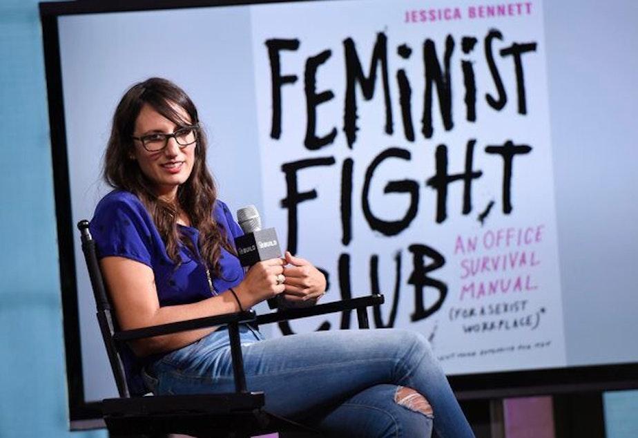 Journalist Jessica Bennett speaks about her new book.