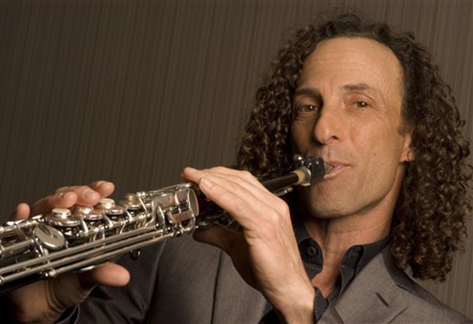 KUOW - A Conversation With Saxophonist Kenny G
