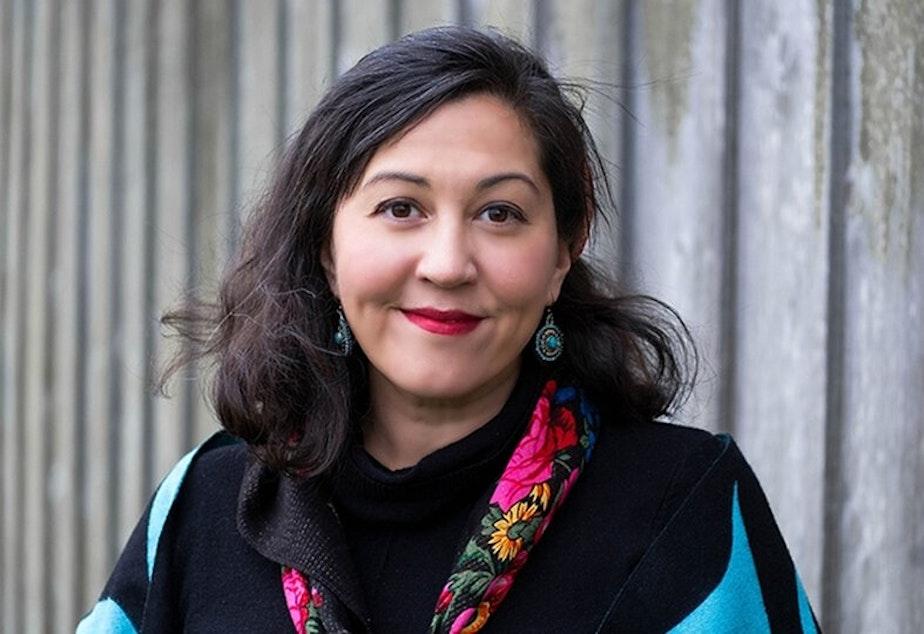 Rena Priest, Washington Poet Laureate
