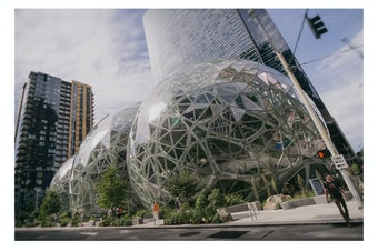The jewels of Seattle's Amazon campus could look like small fry compared to new East Coast sites.