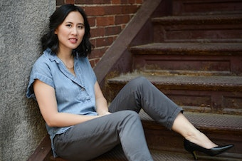 Novelist Celeste Ng has been dealing with racist and sexist harassment online for years.