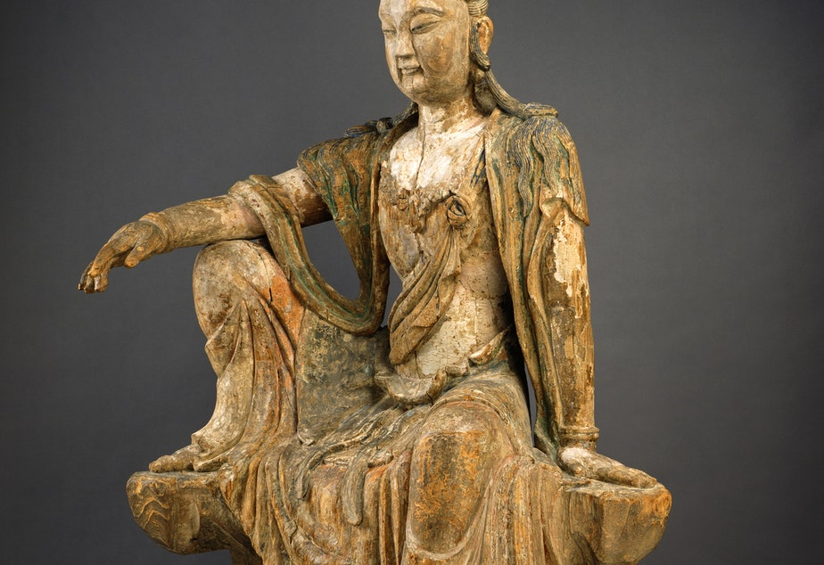 Object Seated Guanyin