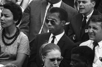 James Baldwin, in the documentary 'I Am Not Your Negro.'