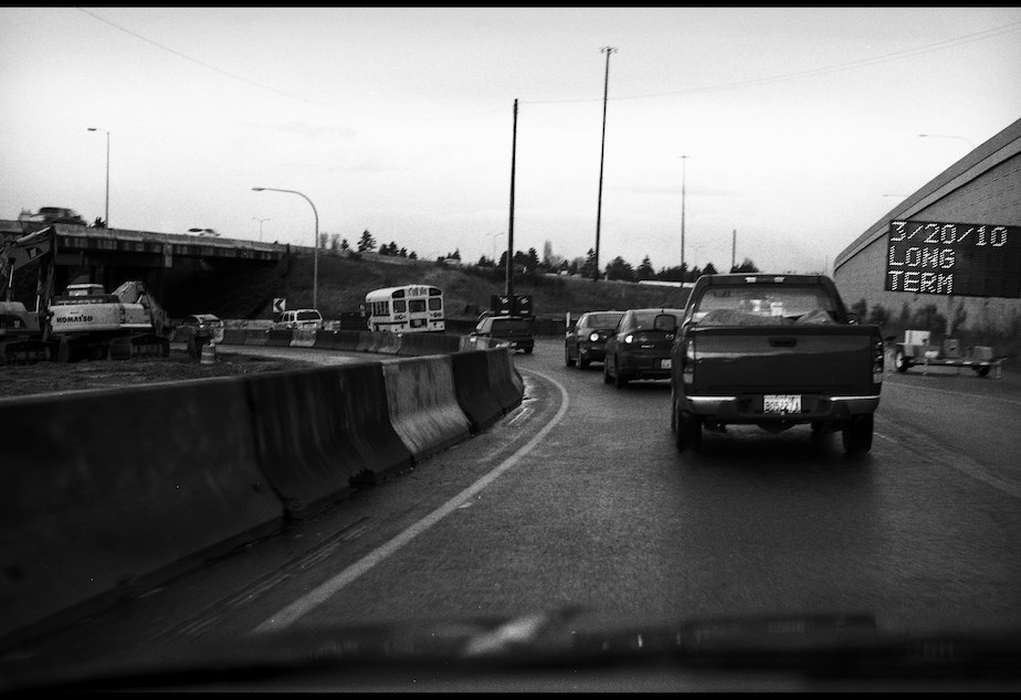 Washington state first made a plan to add carpool lanes in Tacoma in 1993.