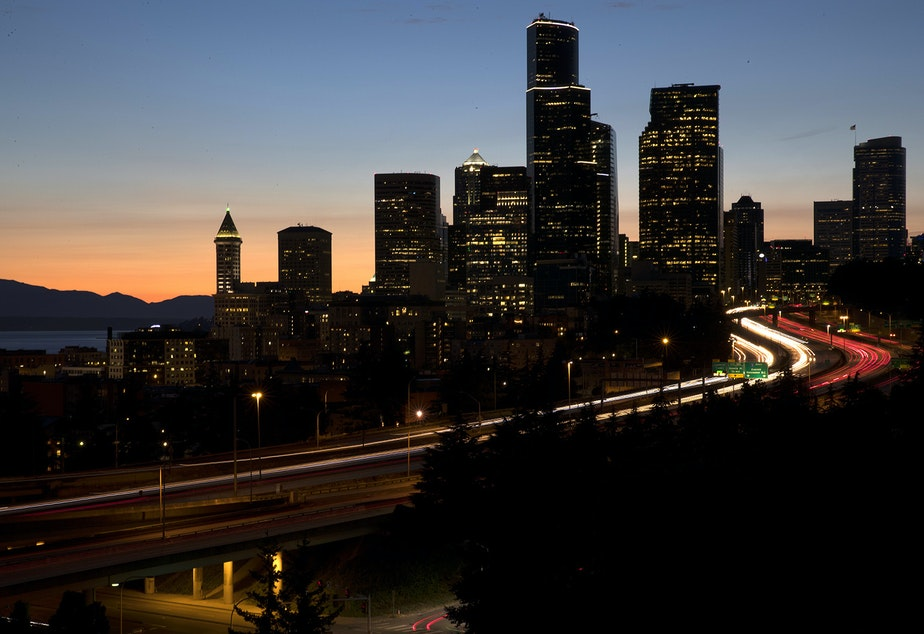 Adhering to Seattle's climate action plan would require reducing tailpipe exhaust 15 times faster than the 0.5 percent a year Seattle has actually achieved.
