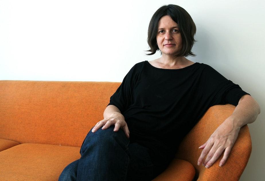 Author Kara Platoni