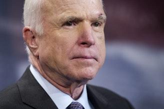 John McCain, the Republican senator, has died at 81.