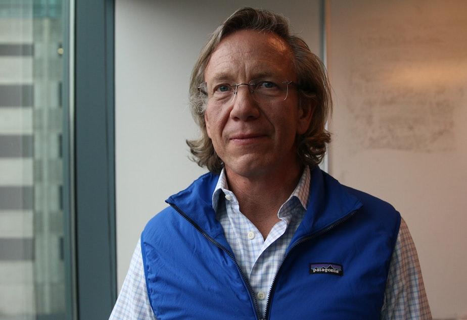 Michael Schutzler, CEO of the Washington Technology Industry Association