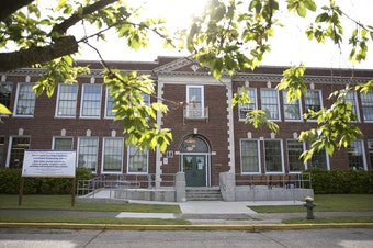Laurelhurst Elementary in northeast Seattle.