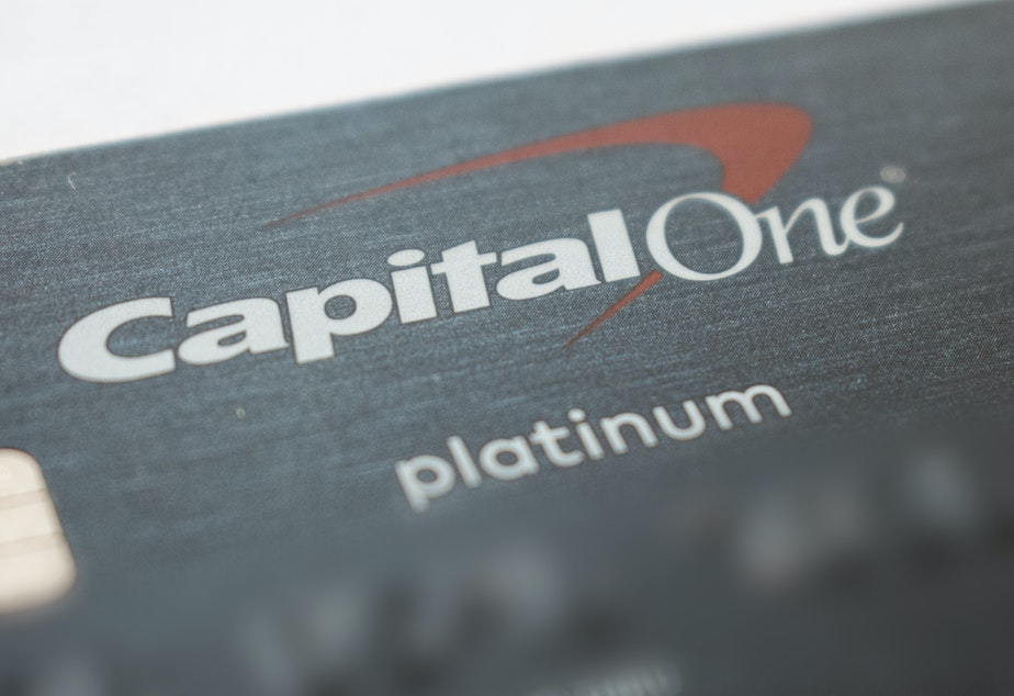 KUOW - Why the Capital One data breach is familiar, yet so