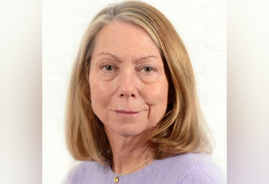 Journalist Jill Abramson