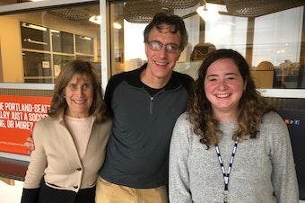 Joni Balter, Bill Radke, and Rachel Lerman
