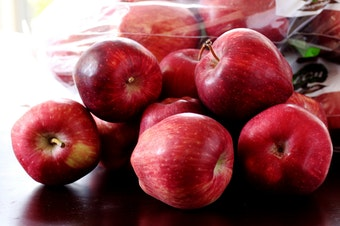 Red delicious apples are no longer the most widely grown variety in Washington state