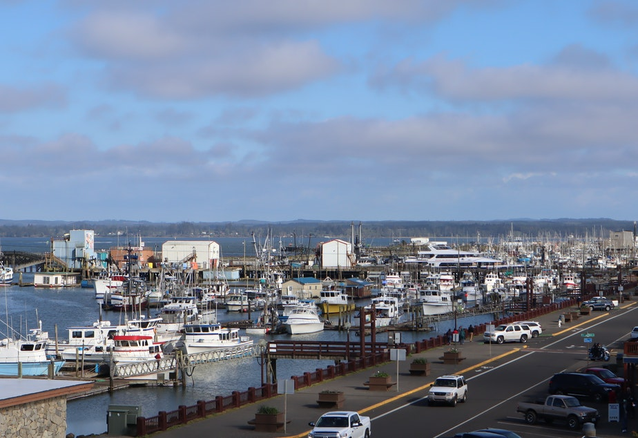 Westport Marina, Port of Grays Harbor