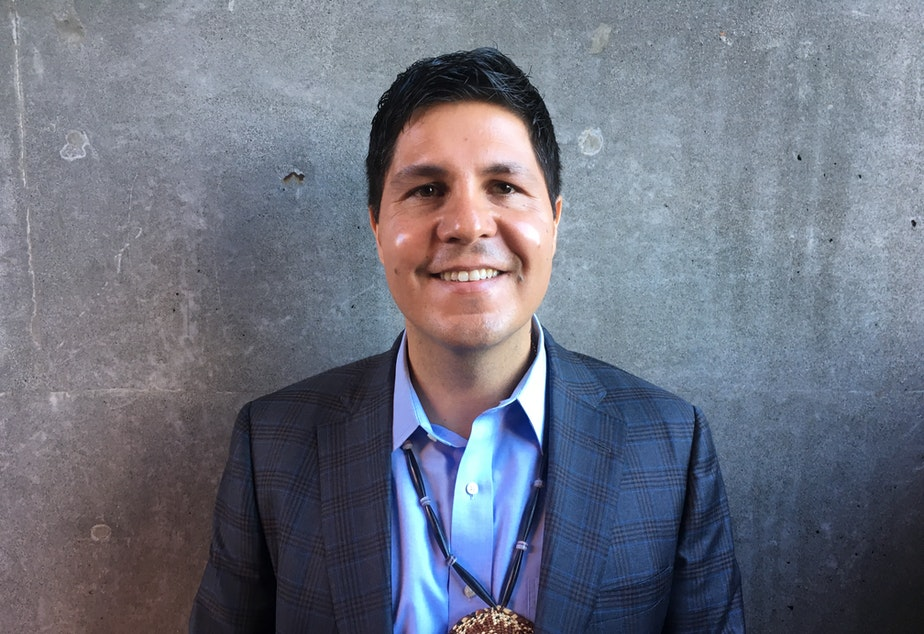 Gabe Galanda is an attorney specializing in Native American law