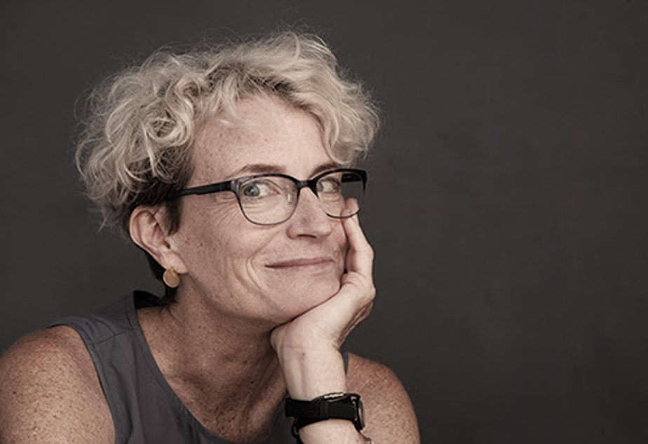 Author Ashton Applewhite.