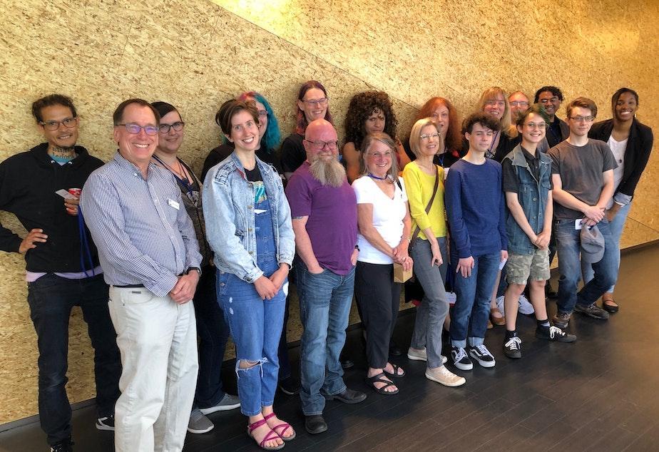 'Ask A Transgender Person' Participants