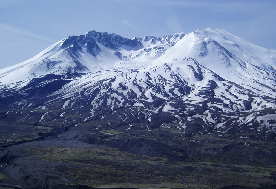 Kuow Eruption Anniversary Plans Blown Up And Reborn Kinda Like Subject Mount St Helens