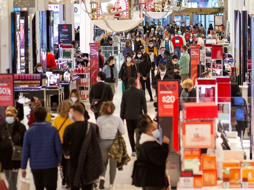 U.S. Shoppers Might Spend $13 Million Per Minute During Cyber Monday Peak