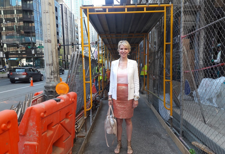 caption: Heather Redman wants to build Seattle's next wave of startups. She said the departure of Amazon employees following an HQ2 announcement will help fuel that growth.