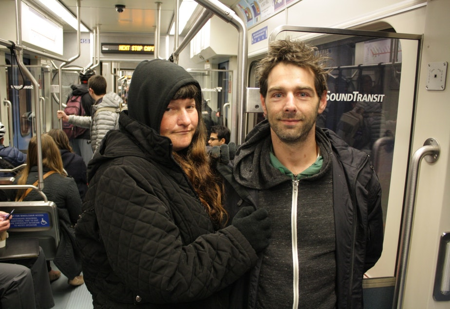 KUOW - Light Rail Benefits Don't Reach Some Seattle Homeless