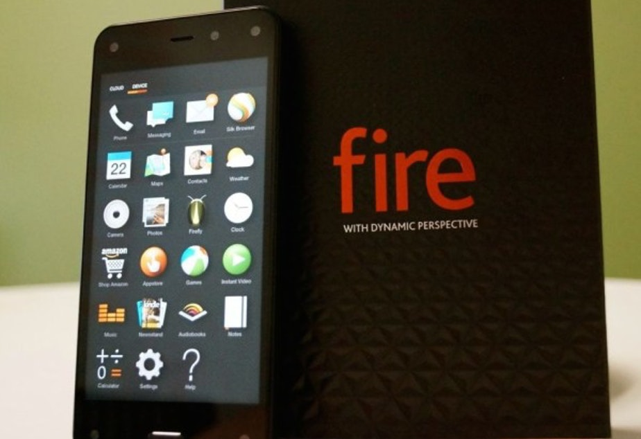 The Amazon Fire boasts Firefly, a feature that allows you to easily compare box store prices with Amazon.