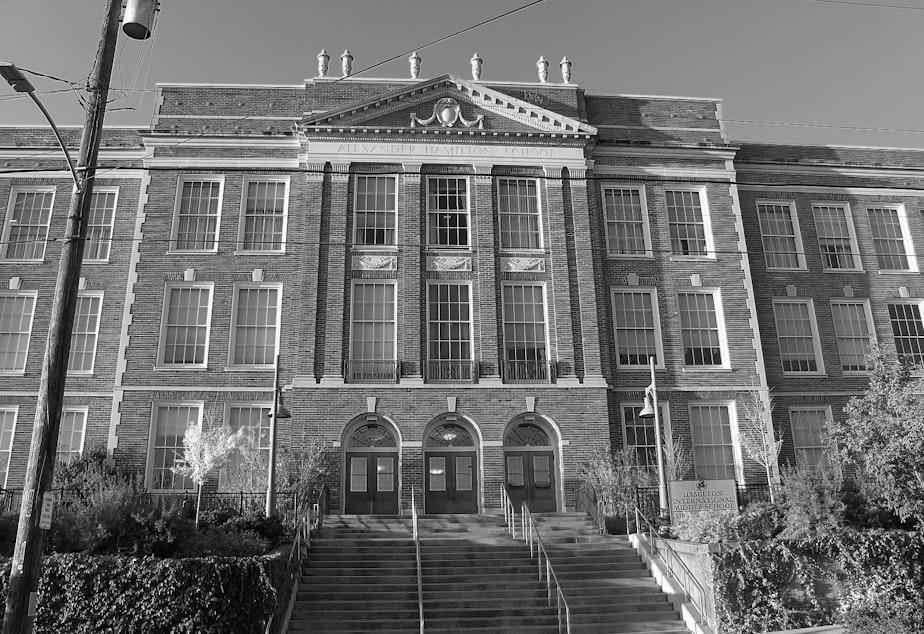 Hamilton International Middle School in Seattle