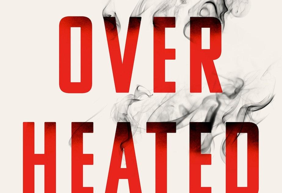 caption: Kate Aronoff's Overheated