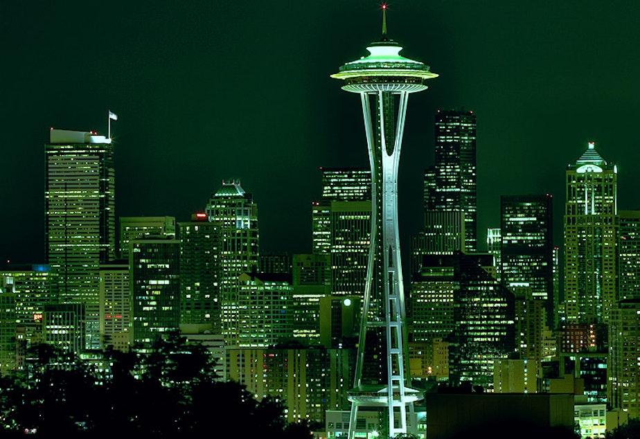 caption: Welcome to the Emerald City.