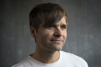 Seattle musician Ben Gibbard from the band Death Cab For Cutie