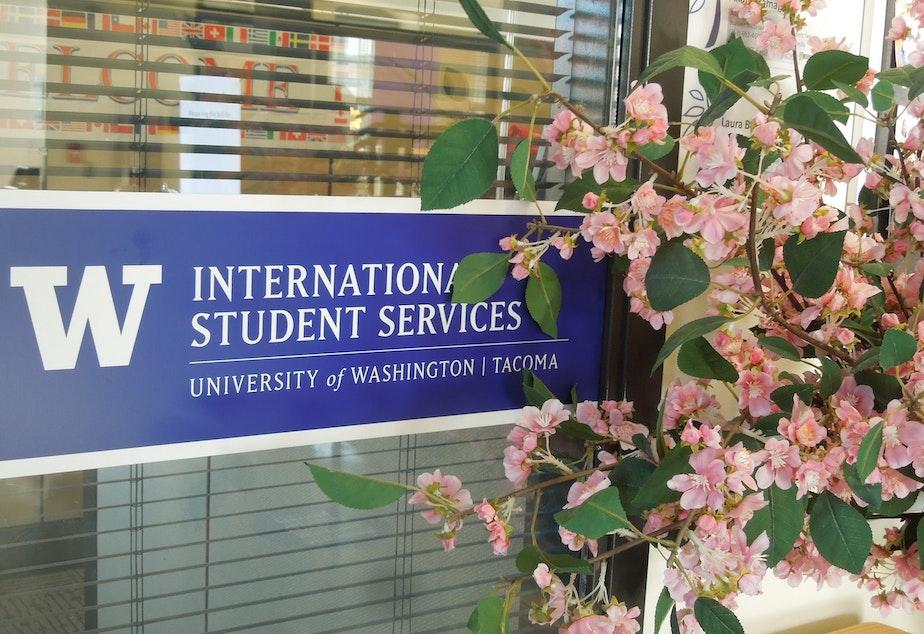 caption: International Student Services