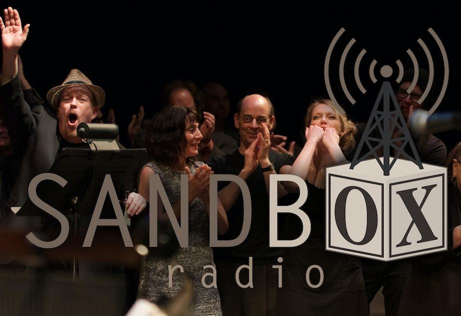 Cast Members of Sandbox Radio
