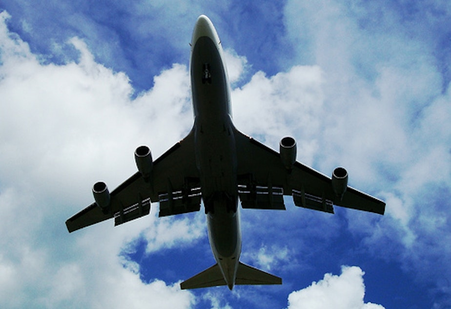 KUOW - Not Even Boeing Can Fly Without Wings