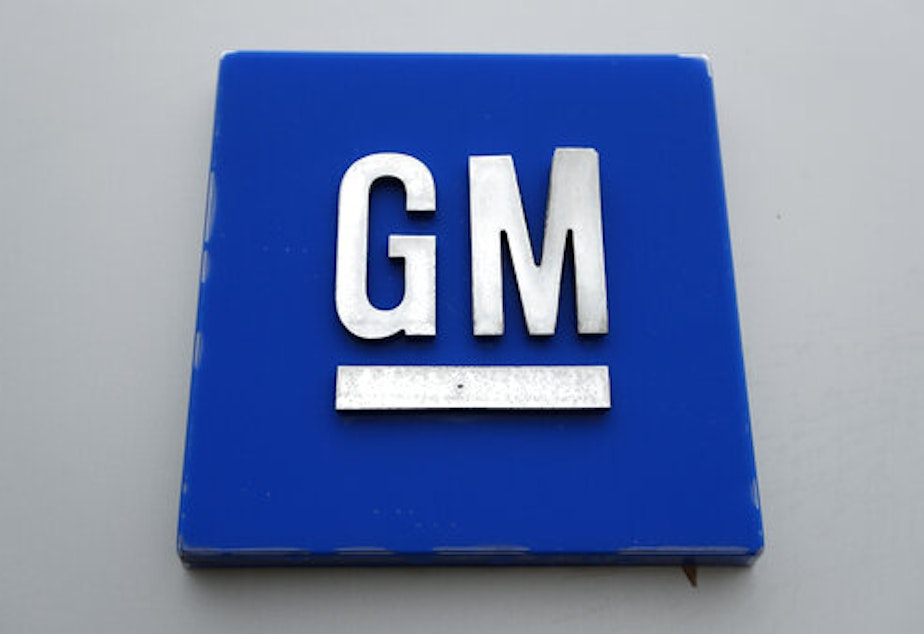 caption: General Motors.