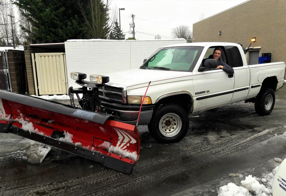 Craigslist Seattle Cars By Owner >> Kuow This Idaho Teenager Is Making 50 000 On Seattle Slush