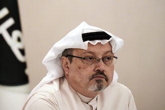 Saudi journalist Jamal Khashoggi was last seen visiting Saudi Arabia's consulate in Istanbul on Oct. 2.