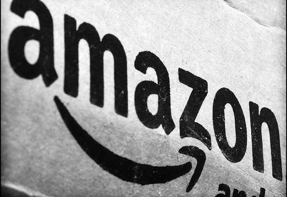 caption: Amazon.com logo